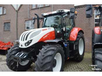 Radtraktor Steyr profi 4125 8-drive