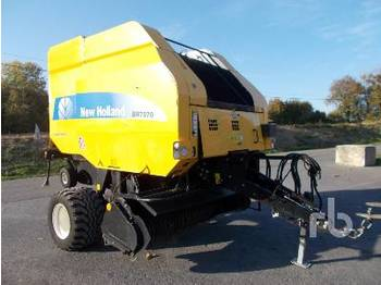 NEW HOLLAND BR7070 SUPERFEE Round - Rundballenpresse