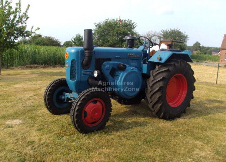 Lanz Bulldog D5016 Traktor Gebraucht Kaufen Baujahr 1955 Bei Truck1 3244702