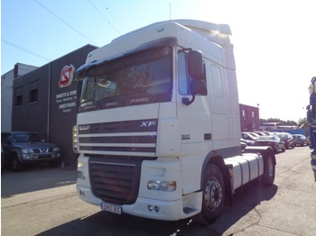 DAF 105 XF 410 Spacecab manual 1a top French /francais - Sattelzugmaschine