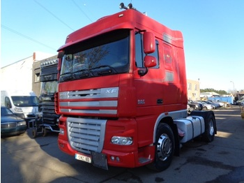 DAF 105 XF 510 SpaceCab/intarder FULLoptions TOP 1a - Sattelzugmaschine