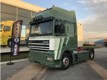DAF 95XF.480 SSC EURO2 MANUAL + INTARDER FULL EXTRA *TOP* - Sattelzugmaschine