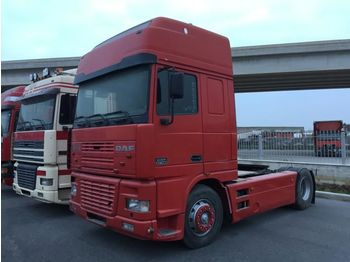 DAF 95XF.480 SSC MANUAL - Sattelzugmaschine