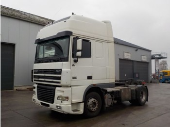 DAF 95 XF 430 Super Space Cab (PERFECT CONDITION) - Sattelzugmaschine