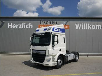 Sattelzugmaschine DAF CF 440 FT, 4x2, Space Cab, Kipphydr., Euro 6