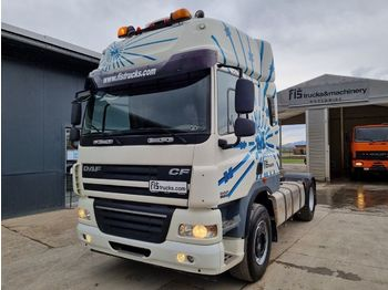 DAF CF 85.510 4x2 tractor unit - tipp. hyd. - 90% tyres - Sattelzugmaschine