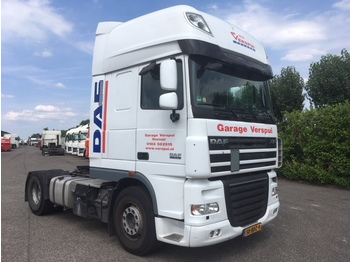 Sattelzugmaschine DAF FT XF105.410 Manual Intarder