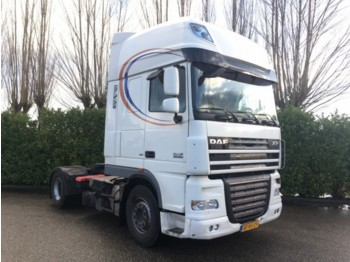 DAF FT XF105.460 Euro5 Manual - Sattelzugmaschine