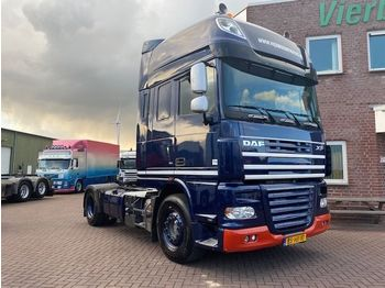 DAF XF105-460 SUPER SPACECAB ONLY 626.000KM HOLLAND TRUCK NEW TYRES!! - Sattelzugmaschine