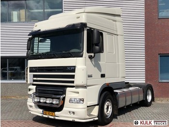 DAF XF 105 410 Space Cab / LOW KM! / CLEAN HOLLAND TRUCK - Sattelzugmaschine