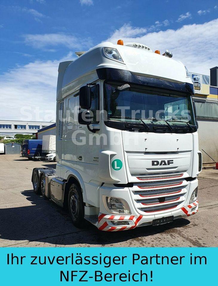 Sattelzugmaschine DAF XF 510 6X2 SCHWERLAST  EURO 6  70 to Zuggewicht