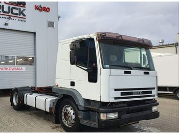 IVECO EUROTECH 440E35, EURO 2,Steel/Air-M - Sattelzugmaschine