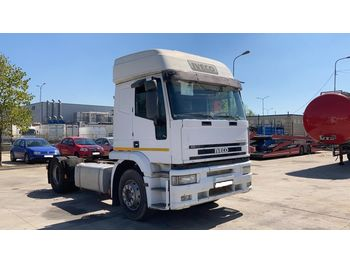 IVECO Eurotech 440E43 left hand drive ZF manual 266257 Km - Sattelzugmaschine