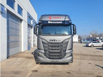 IVECO S-Way AS440S51T/P - Sattelzugmaschine