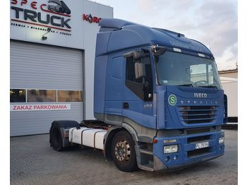 IVECO Stralis 480, Steel /Air, Automat, CURSOR 13 - Sattelzugmaschine