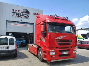 Sattelzugmaschine IVECO Stralis 540, Steel/Air - M