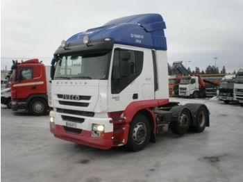 Sattelzugmaschine IVECO Stralis AT 440 S46 TX/P