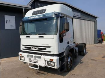 Iveco EUROTECH 440E35 4x2 tractor unit - spring - Sattelzugmaschine