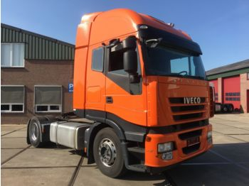 Iveco STRALIS AS440S42T/P / EURO 5 / AUTOMAAT / 2-FUEL  - Sattelzugmaschine