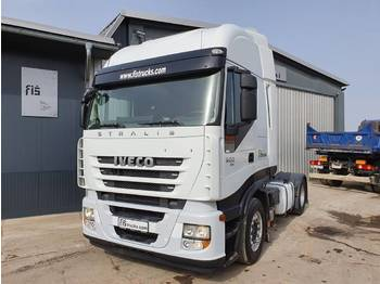 Iveco STRALIS AS440S50T 4X2 tractor unit - EEV - tipp. hyd. - Sattelzugmaschine