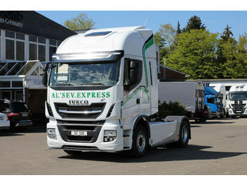 Sattelzugmaschine Iveco Stralis 480 XP HI-WAY/Intarder/ACC/Navi/LED/Voll