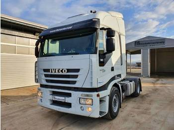 Iveco Stralis 500 440S50 - 4x2 tractor tipp. hydraulics - Sattelzugmaschine