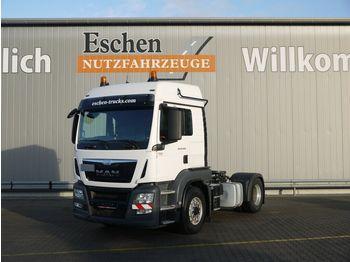 Sattelzugmaschine MAN TGS 18.440 4x4 H BLS, EUR6, Kipphydr.,Pritarder