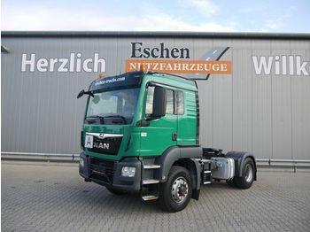 Sattelzugmaschine MAN TGS 18.460 4x4 H, L Haus, EUR6,Kipphydr. HU07/21