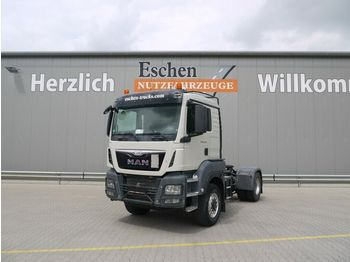 Sattelzugmaschine MAN TGS 18.480 4x4 H BLS Navi, Kipphydr., EUR 6