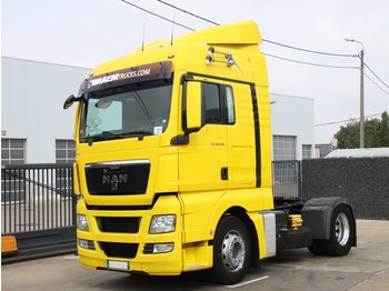 Sattelzugmaschine MAN TGX 18.440 XLX BLS + MANUAL