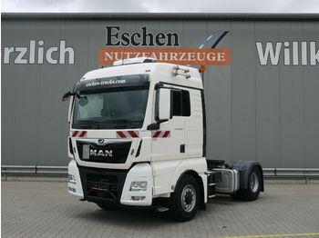 Sattelzugmaschine MAN TGX 18.460 4x4H BLS*Kipphydr*EUR6*Autom*Intarder