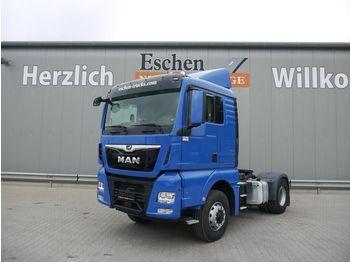 Sattelzugmaschine MAN TGX 18.460 4x4H BLS XL Haus,Kipphydr,EUR6, Autom