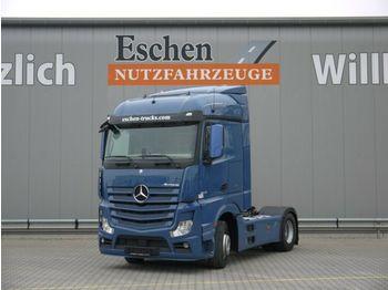 Sattelzugmaschine Mercedes-Benz 1843 LS, 4x2, Stream Space, Bl/Lu, Klima
