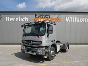 Sattelzugmaschine Mercedes-Benz 2041 AS, 4x4, MP3, Klima, Kipphydr., Bl/Lu
