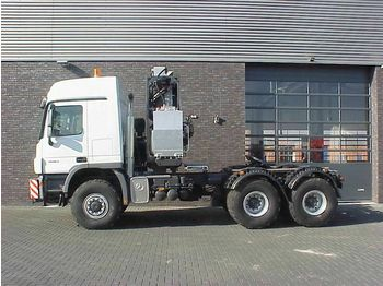 Mercedes-Benz 4061 SLT 6X6 TITAN HEAVY DUTY PRIME MOVERS  - Sattelzugmaschine