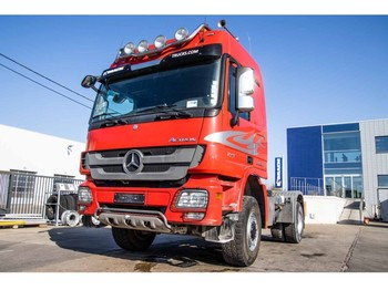 Mercedes-Benz ACTROS 1841 AS -MP3 -4x4 + KIPHYDR. - Sattelzugmaschine