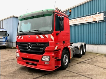 Mercedes-Benz ACTROS 2650LS 6x4 TRACTOR UNIT (V8, EPS WITH CLUTCH / RETARDER) - Sattelzugmaschine