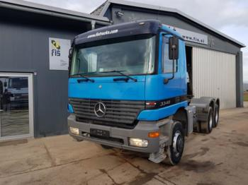 Mercedes Benz ACTROS 3340 AS 6X6 tractor unit - SPRING - Sattelzugmaschine
