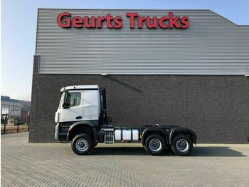 Mercedes-Benz AROCS 3345 AS 6X6 TREKKERS  - Sattelzugmaschine