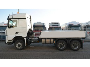 Sattelzugmaschine Mercedes-Benz AROCS 3352 180 tons push and pull HEAVY DUTY 6X6 EURO 6 3400KM!!!!