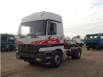 Mercedes-Benz Actros 1840 (BIG AXLE) - Sattelzugmaschine