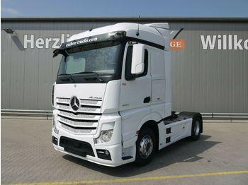 Sattelzugmaschine Mercedes-Benz Actros 1840 MP4*Kipphydr*EUR6*Retarder*720 Liter
