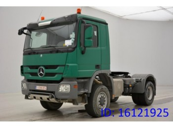 Sattelzugmaschine Mercedes-Benz Actros 2044AS - 4x4: das Bild 1