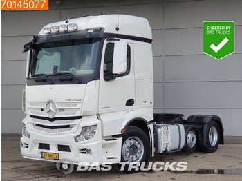 Mercedes-Benz Actros 2443 6X2 NL-Truck ACC Liftachse ClassicSpace - Sattelzugmaschine