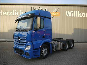 Sattelzugmaschine Mercedes-Benz Actros 2645 BL, 6x4, Kipphydr., AP-Achsen, Klima