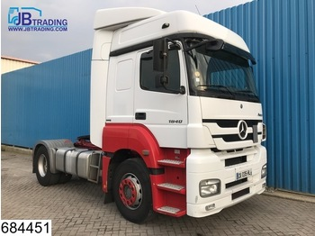 Mercedes-Benz Axor 1840 EURO 5, Manual - Sattelzugmaschine