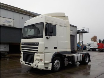 Renault DAF 95 XF 430 Space Cab (PERFECT / MANUAL GEARBOX) - Sattelzugmaschine