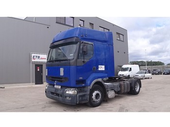 Renault Premium 420 DCI (PERFECT CONDITION / BOITE MANUELLE) - Sattelzugmaschine