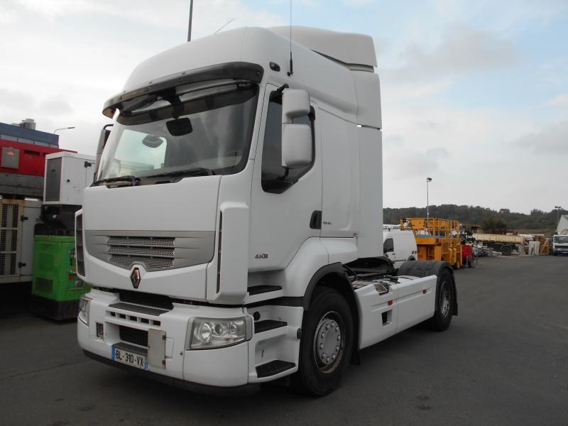Sattelzugmaschine Renault Premium 460 DXI