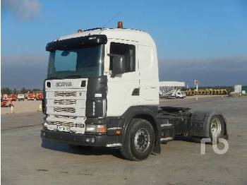 Sattelzugmaschine SCANIA 124L470 4x2 Sleeper